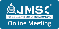 JMSC Online Meeting