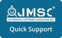JMSC POS Quick Support